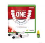Charisma One Kit 2x4g + Gluma bond Universal 4ml