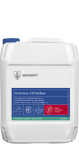 Mediclean 210 Surface 5L