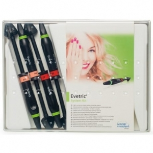 Evetric System Kit 4 x 3,5g. + Evetric Bond 6g.